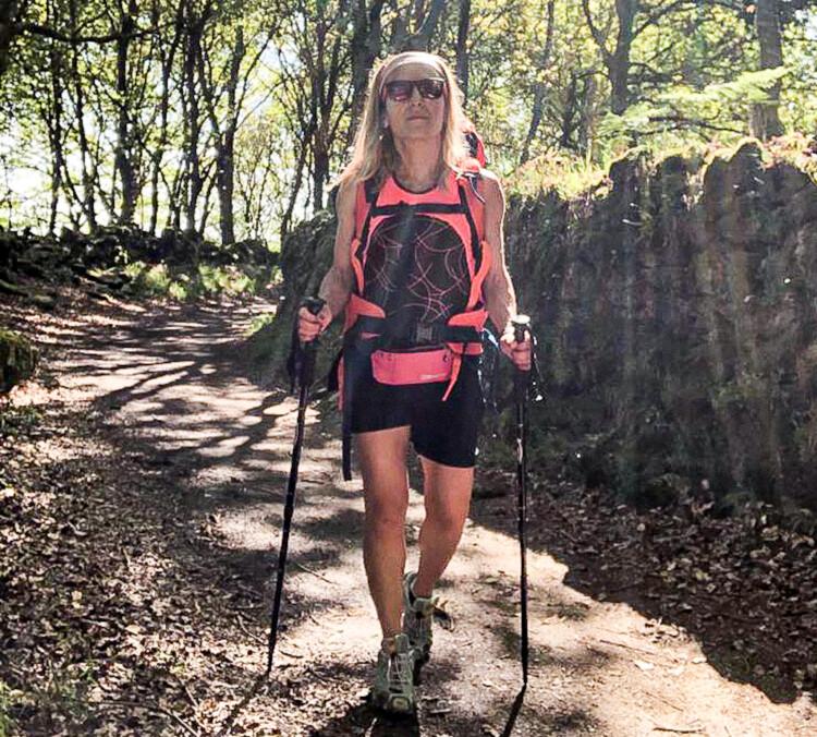 bastoncini trekking cammino di santiago