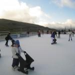 Grecia con bambini in inverno: Arahova, la Svizzera greca