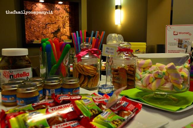 Hotel metropoli colazione kids 2