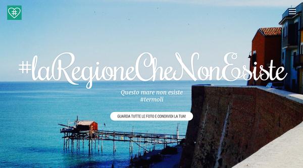 La regione che non esiste