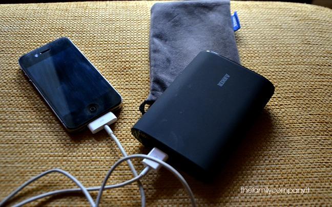 batteria esterna smartphone