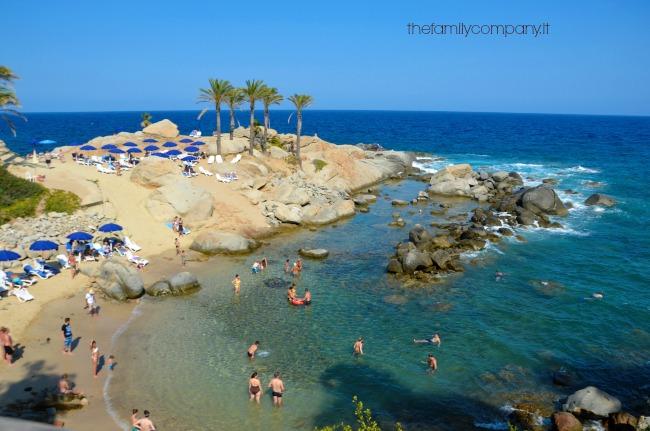 arbatax spiaggia palme 2