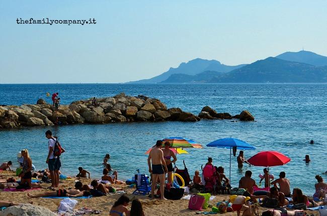 Spiaggia libera Bd du Midi
