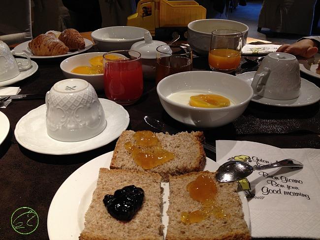 colazione cogne hotel