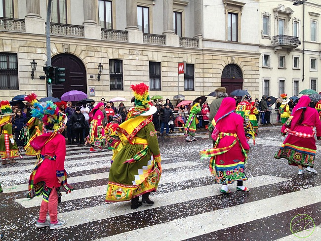 festa dei popoli al carnevale