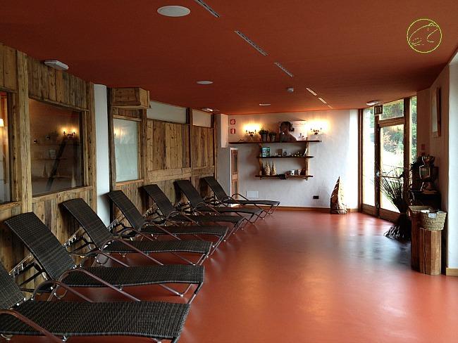 hotel la madonnina cogne area relax spa