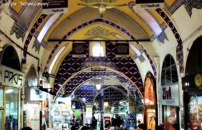 istanbul grand baazar