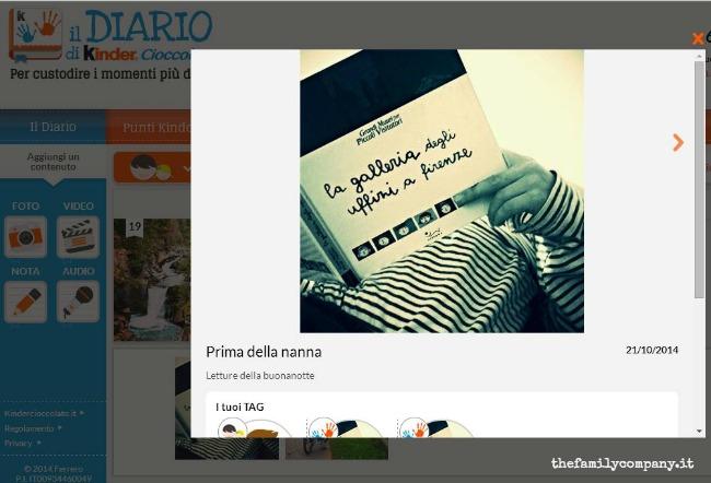 kinder diario, #kinderdiario