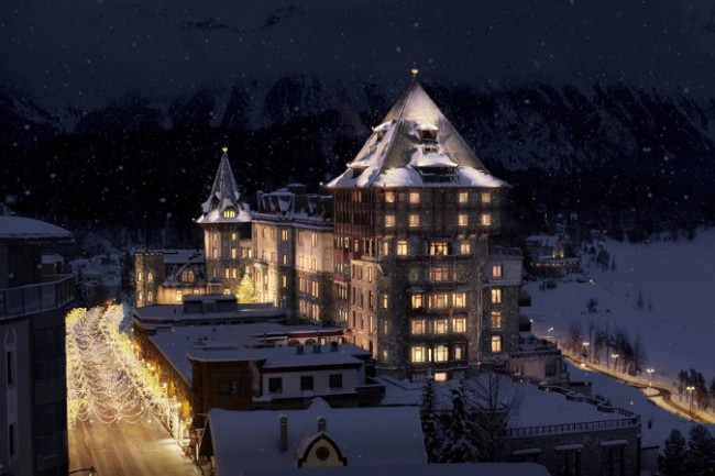 Badrutt's Palace St. Moritz