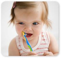 educazione orale bambini