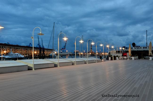 Acquario di Genova, acquario sotto le stelle