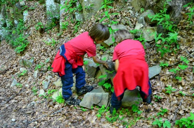trekking con bambini 5