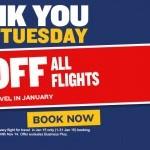 Offerte Ryanair da non perdere: solo per oggi!