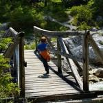 I bambini hanno bisogno di avventura. I genitori devono insegnarla.