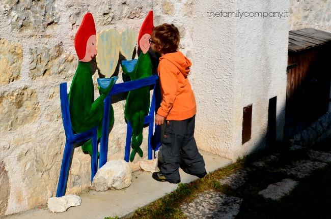 montagna per bambini, val di zoldo con bambini