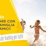 Biglietti aerei low cost per bambini con Vueling