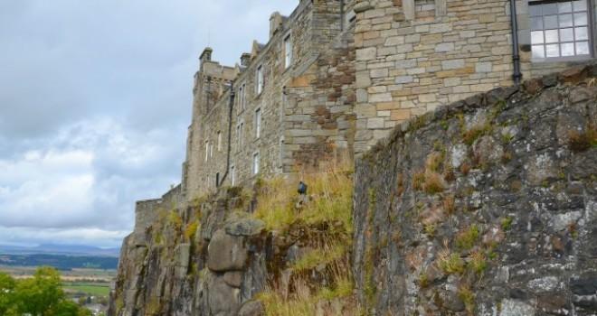 Scozia On The Road. Stirling e il suo castello