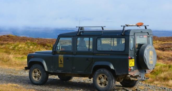 Scozia, Safari nelle Highlands