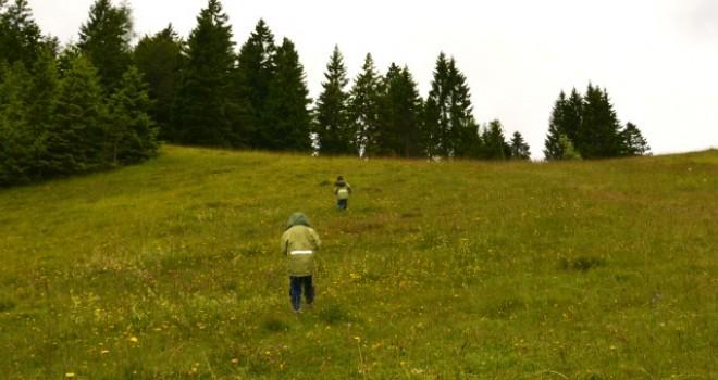Trekking con bambini cosa portare?