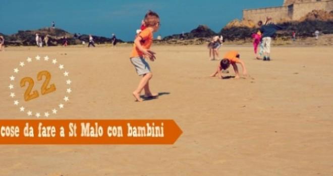 22 cose da fare a Saint Malo con i bambini