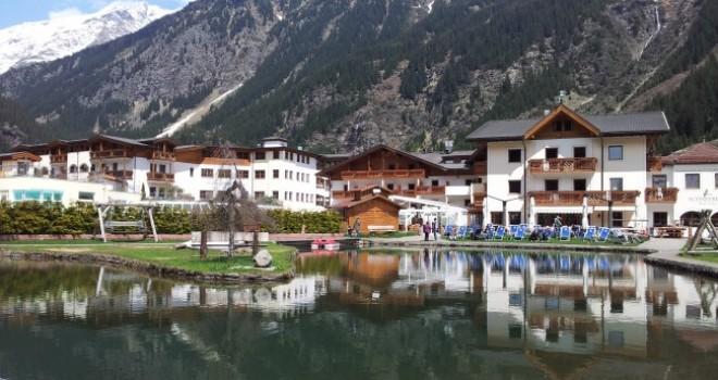 Family Hotel Val Ridanna:  l'Hotel Schneeberg