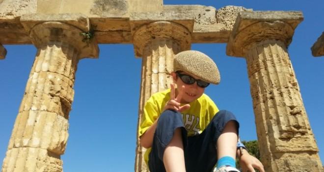Sicilia con bambini in camper: itinerario di 2 settimane