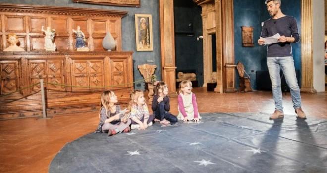 Firenze con bambini: a Settembre Campus al Museo