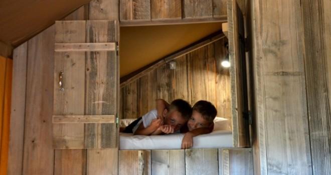 Glamping in Toscana: un luogo dove ritornare bambini