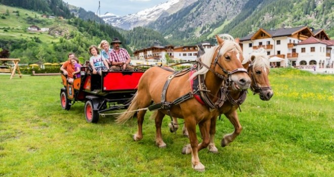 Un vero family hotel in Alto Adige: Schneeberg Family Resort & Spa