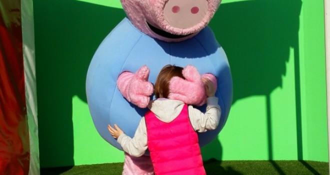Una giornata nel mondo di Peppa Pig