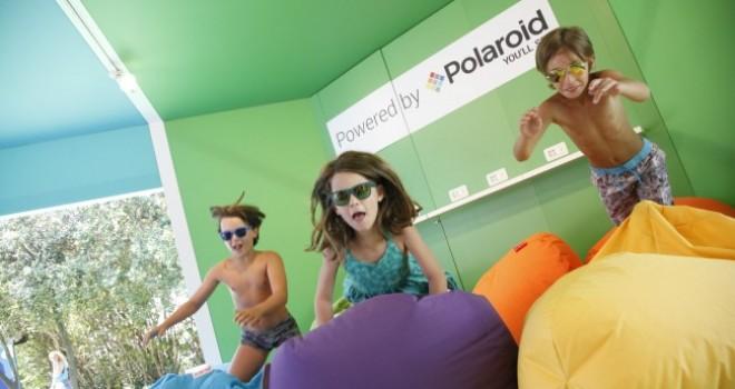 Occhiali da sole per bambini in viaggio: Polaroid Twist