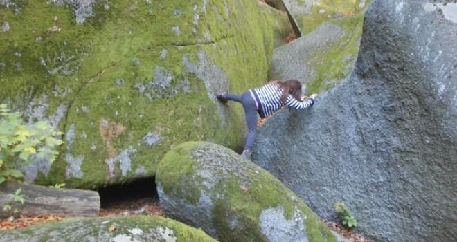 Il Felsenmeer – tra leggenda e geologia