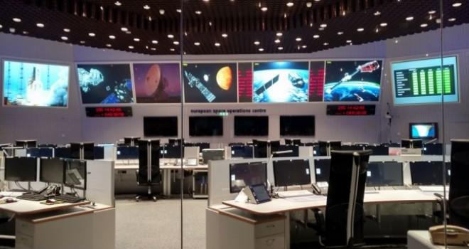 Darmstadt e lo spazio – visita al Centro Operazioni dell'Agenzia Spaziale Europea