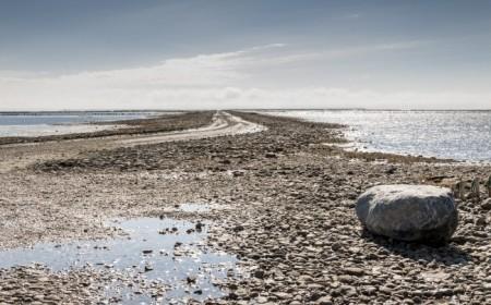 Mandø: l'isola delle maree