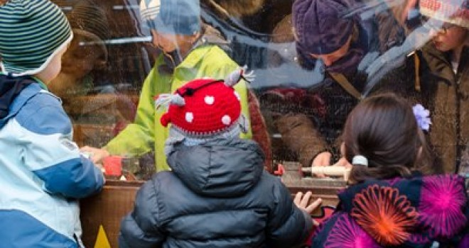 I Mercatini di Natale di Basilea con bambini