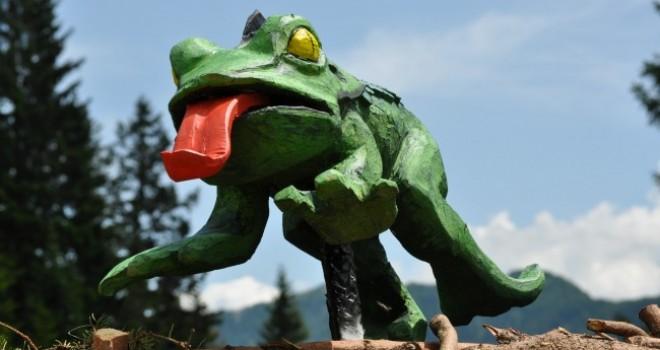 Bambini in Trentino: nel Regno dei Draghi del Latemar