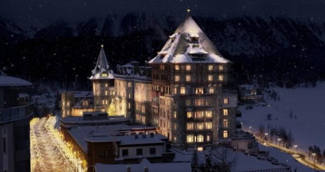Al Badrutt's Palace di St. Moritz i bimbi diventano re