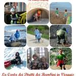 I diritti dei bambini in viaggio: la sfida