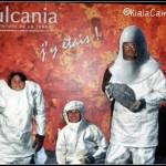 A Vulcania, in camper