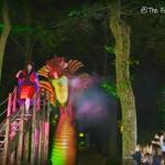 La magia del teatro di notte, per bambini
