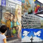 Berlino con bambini, quarto giorno: Zoo e East Side Gallery