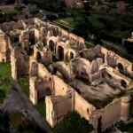 Roma con bambini: le Terme di Caracalla