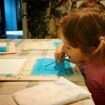 Un cielo di colori: i laboratori di astronomia e arte per bambini a Rovereto