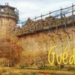 Guédelon, un castello medievale in costruzione in Borgogna