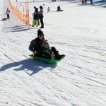 La Val di Non in inverno con bambini