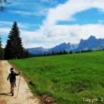 Montagna d'estate: Obereggen in Val d'Ega con bambini