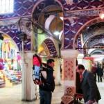 Istanbul con bambini secondo giorno: Grand Bazaar e Beyoglu