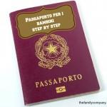Passaporto bambini: come si fa